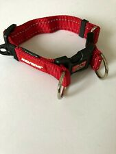 EZYDOG - Double Up Dog Collar RED Medium 29-40cm -    CDUMR  Free Delivery