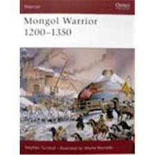 Mongol Warrior 1200-1300 (WAR Nr. 84) Osprey Warrior