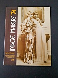 Image Makers '74 Spring  / Summer Booklet  National Hairdressers & Cosmetologist