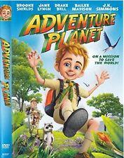 DVD - Animation - Adventure Planet - Brooke Shields - Jane Lynch - Drake Bell