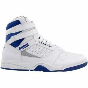 Puma Palace Guard Mid Athletic Lace Up  Mens  Sneakers Shoes Casual