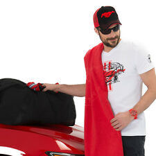 NEW! GENUINE FORD MUSTANG RED BEACH TOWEL - OFFICIAL MERCHANDISE  -
