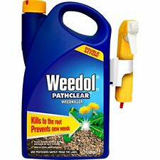 Weedol 13154 PS Path Clear Weed Killer, Blue, 3 Litre