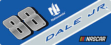 NASCAR #88 Dale Jr Bumper Sticker-NASCAR Decal