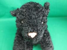E&J CLASSICS BLACK KITTY CAT KITTEN JAGUAR PANTHER PLUSH STUFFED ANIMAL TOY