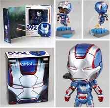 Cute Toy Hero's Iron Man Edition Nendoroid Series Avengers  Mark 7 Action Figure