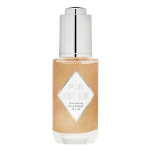 PUR Iconic Glow Illuminating Face & Body Oil New In Box - $28 Retail