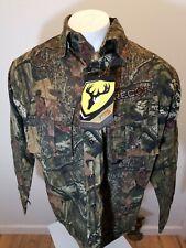Scent Shield Mens RECON Shirt Sz L  Break Up Infinity Scent Blocker L/S