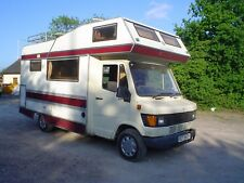CLASSIC OLD MERCEDES 208D AUTOTRAIL CHEROKEE MOTORHOME REPAIRABLE SALVAGE