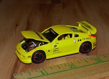 MM IMPORT TUNER '01 NISSAN FAIRLADY 350Z DRIFT RACER RUBBER TIRE LIMITED EDITION