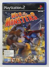 WAR OF THE MONSTERS - PLAYSTATION 2 PS2 PLAY STATION 2 - PAL ESPAÑA