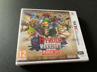 Hyrule Warriors Legends Nintendo 3DS DS PAL ESPAÑOL NUEVO PRECINTADO