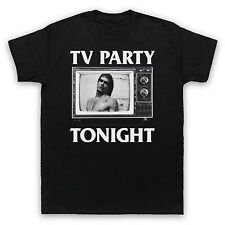 BLACK FLAG ROLLINS CALIFORNIA PUNK TV PARTY UNOFFICIAL T-SHIRT ADULTS & KIDS