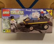 Lego System 6431 Road Rescue New in Box