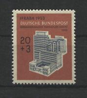 Bund 172 postfrisch BRD Ifraba 1953 Michel 25,00 Euro