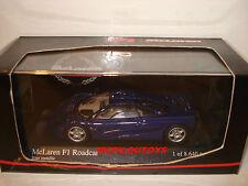 MINICHAMPS 530133435 McLAREN F1 GTR ROADCAR BLUE METALLIC au 1/43°