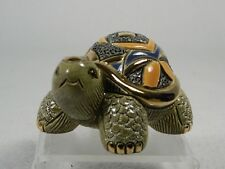DeRosa Rinconada Family Collection 'Land Turtle Baby' - NEW  #F312  RETIRED NIB