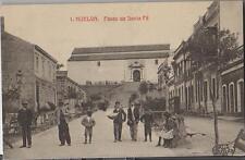 Tarjeta Postal. Huelva. Nº 1. Paseo de Santa Fé. Animada.