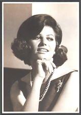 Claudia Cardinale. Photographie originale Delorme vers 1965