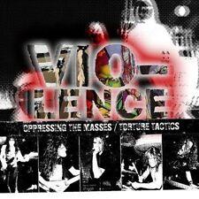 Oppressing the Masses by Vio-Lence (CD, Oct-2003, Megaforce)
