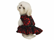 Zack & Zoey Dog Red Lace Flamenco Dance DRESS XS Brand New w/tag 50% OFF SALE