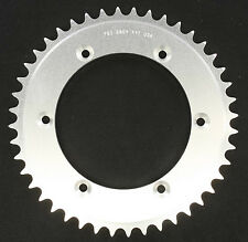 PBI REAR SPROCKET ALUMINUM 44T Fits: Suzuki DR650SE