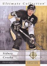 11-12 UD Ultimate Sidney Crosby /399 Pittsburgh Penguins Base 2011