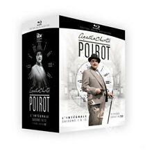 Agatha Christie: Poirot - The Definitive Collection NEW Blu-Ray 46-Disc Box Set