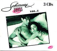 Schmuse Songs Vol.3 - Box mit 3 CDs - Marvin Gaye, Cyndi Lauper, E.L.O., Toto...