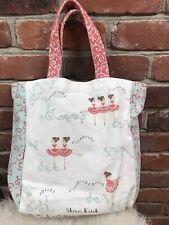 Shinzi Katoh Serino Tote Bag Lunch Shopping Bag Ballerina