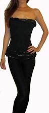Miss Selfridge Cotton Tops & Shirts for Women