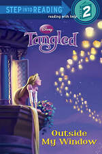 Outside My Window (Disney Tangled) (Step into Reading)-ExLibrary