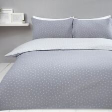 Mini Polka Dots Bedding - Reversible Duvet Cover and Pillowcase Set