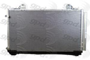 A/C Condenser Global 30051C fits 17-18 Toyota Sienna 3.5L-V6
