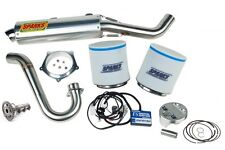 Sparks Racing Stage 2 Power Kit Ss Big Core Exhaust Yamaha Yfz450r