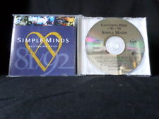 Simple Minds. Glittering Prize 81 - 92. Compact Disc. 1992. Made In Australia