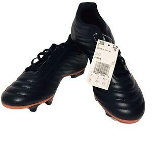Adidas G25815 Copa 19.4 FG Firm Ground Soccer Legend Blue Coral Orange Sz 7.5