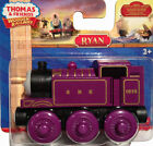 RYAN Thomas Tank Engine Wooden Railway NEW IN BOX