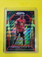 2020-21 Panini Prizm EPL Aaron Wan-Bissaka Multi Color Wave SP Manchester United
