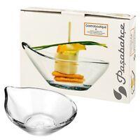 6 x Glass Tapas Canapé Serving Side Mini Dishes Appetiser Cocktail Dessert Bowls