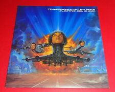 Electric EEL Shock / Transworld ultra rock -- LP / Rock / Coloured vinyl !