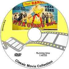 It's a Grand Life is  Frank Randle, Diana Dors  Film 1953   Comedy DVD