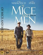 Of Mice and Men,1992 (DVD,All,New) Gary Sinise
