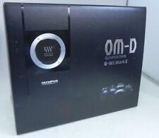 Olympus OM-D E-M1 Mark II  +  Olympus 40-150mm  PRO Lens Kit **BRAND NEW**