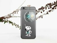 Disco Snoopy Case For iPhone 7 8 Plus Dancing Snoopy iPhone XR XS Max Gel Cover