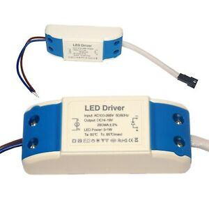 Constant Current 280mA High Power DC Connector Power Supply LED Ceiling light