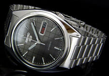 Seiko 5 Automatic Mens Watch See Through Back SNXF07K UK Seller