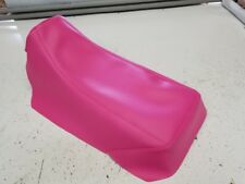 HONDA 400EX  seat cover HOT PINK FITS 1999-2007 YEARS