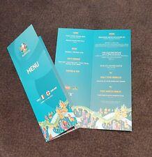 More details for england v italy euro 2020 11/7/ 21 vip hospitality menu's only!