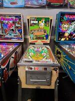 1969 MIBS  PINBALL MACHINE  GOTTLIEB CLASSIC WEDGEHEAD MARBLES